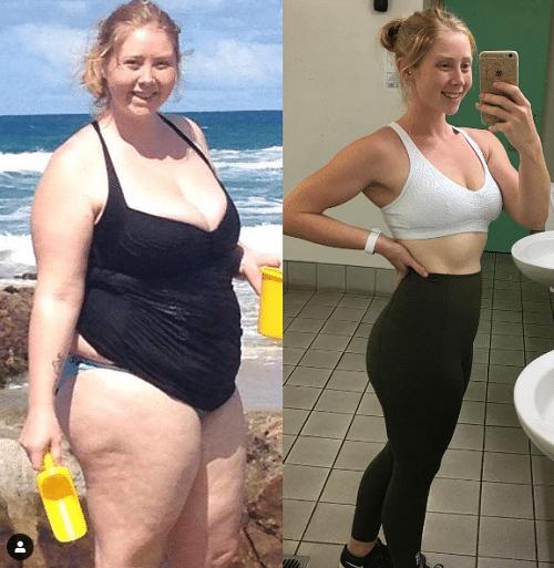 Pierdere în greutate de la 75 kg la 55 kg puteți slăbi în urma unui avort