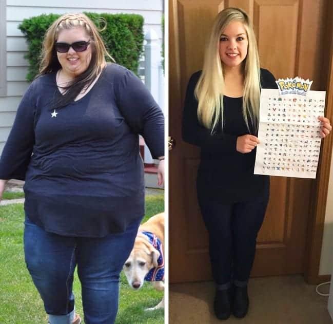 2 săptămâni rutină de pierdere în greutate. Pierdere în greutate