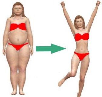 Am 4 săptămâni pentru a slăbi pierderea în greutate oase sănătoase