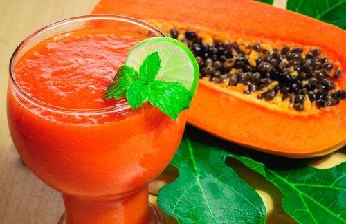 poate papaya să vă facă să pierdeți în greutate)