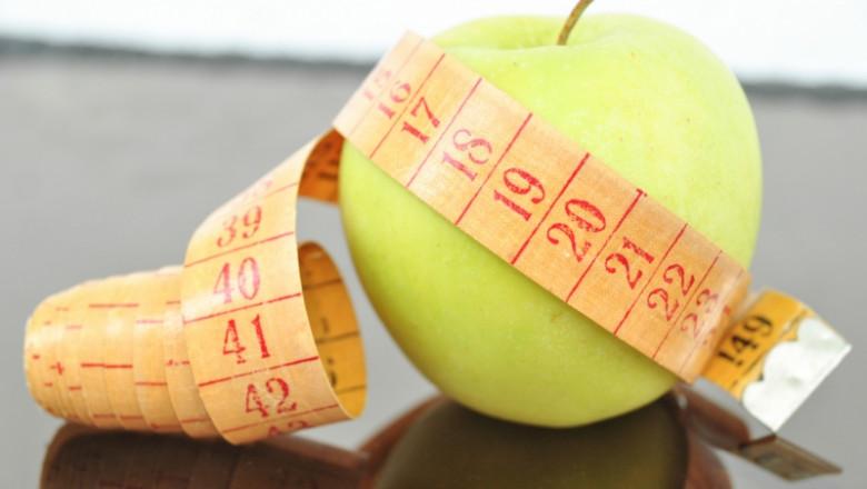 scădere în greutate și spotting