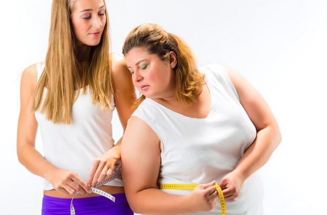 nu au putere de voință pentru a pierde în greutate