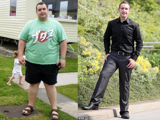scădere în greutate în 30 de ani